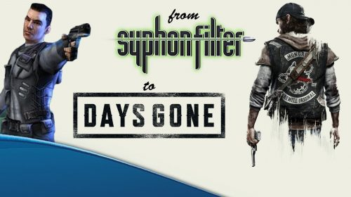 [Spoiler] Days Gone tem easter egg de Syphon Filter