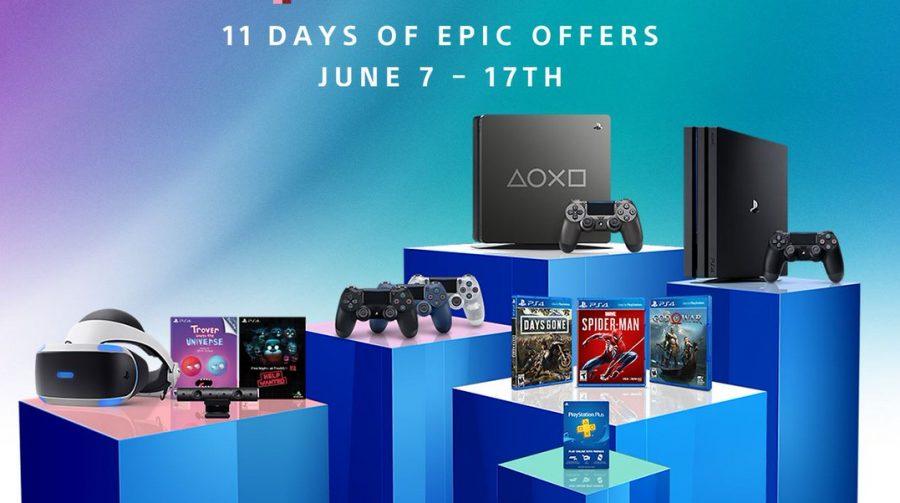 Sony anuncia Days of Play: