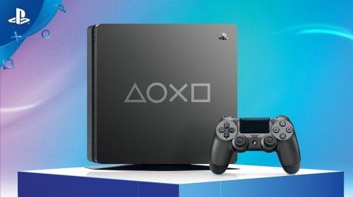 #StateOfPlay: Sony anuncia nova edição limitada do PS4