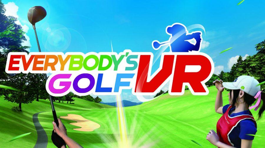 Everybody's Golf VR: vale a pena?