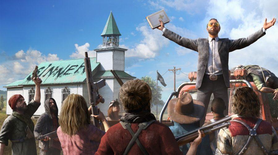 Far Cry 5 é o jogo mais vendido da Ubisoft na oitava geração