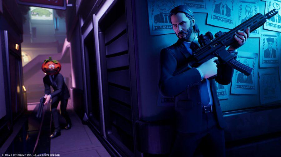 John Wick chega ao Fortnite em evento temporário; veja trailer