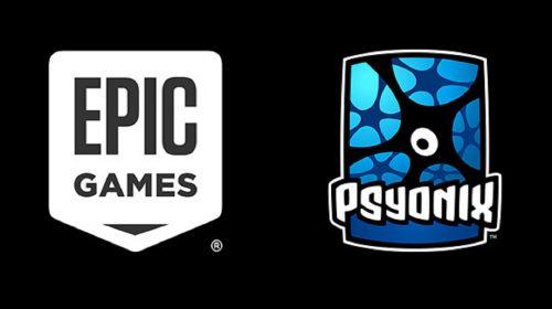 Epic Games, de Fortnite, adquire estúdio de Rocket League