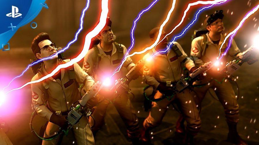 Ghostbusters: The Video Game Remastered é anunciado para PS4