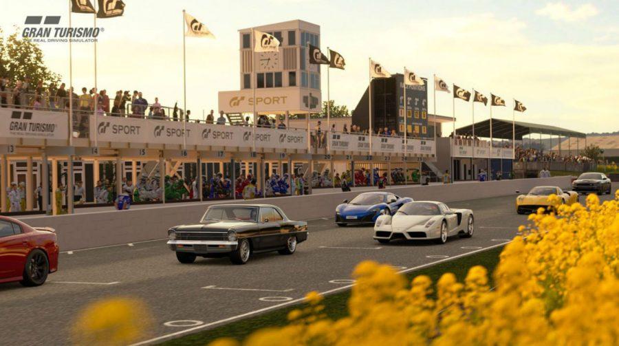 Gran Turismo Sport recebe nova pista e eventos inéditos; saiba mais
