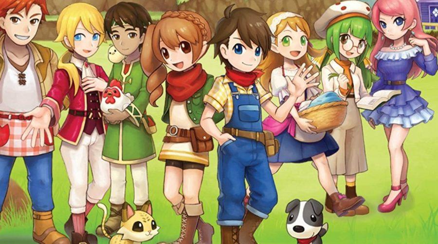 Harvest Moon: Mad Dash é anunciado para PlayStation 4