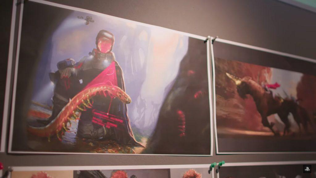 Imagens extraídas do documentário Raising Kratos sobre Internal 7.