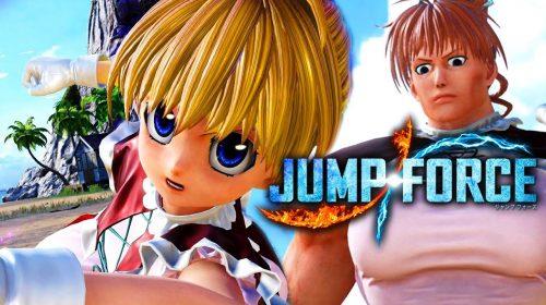 Biscuit Krueger, de Hunter x Hunter, vai chegar ao Jump Force; veja trailer