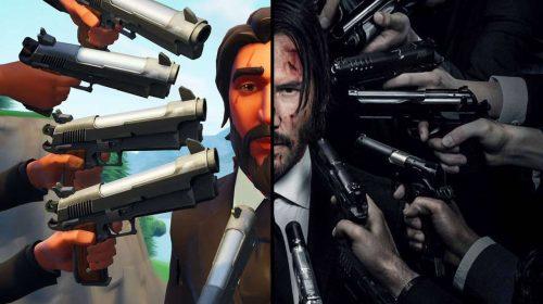 Fortnite: vaza suposta skin de John Wick para o jogo