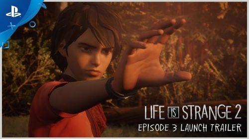 Life is Strange 2: Episode 3 ganha trailer com