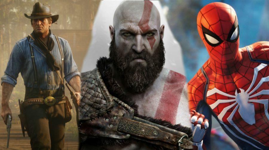 NDP revela os 10 jogos mais vendidos do PS4 até o momento nos EUA