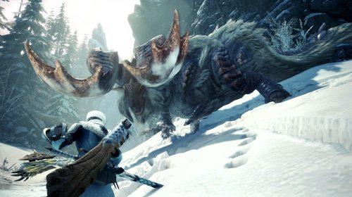 Monster Hunter: World: Iceborne ganha trailers com as novas armas