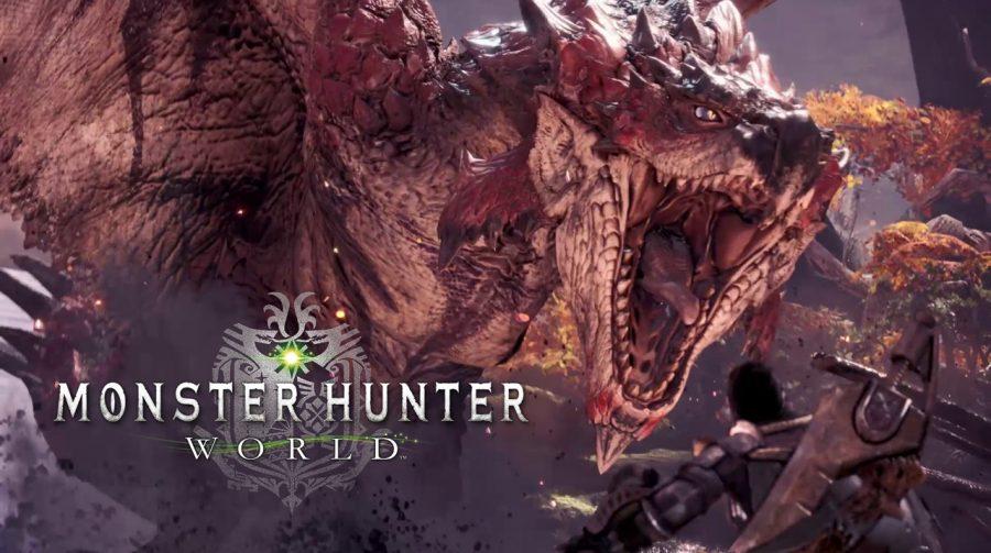 Histórico: Monster Hunter World já vendeu 14 milhões de cópias