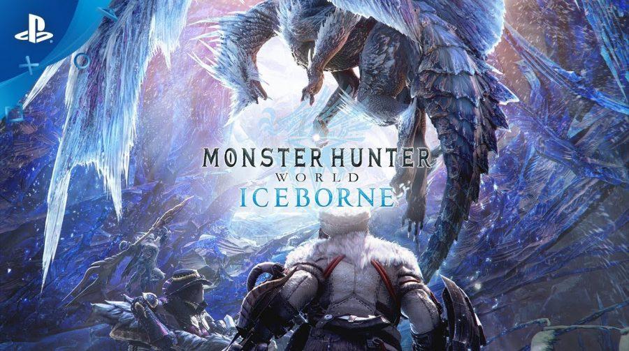 BETA de Monster Hunter: World Iceborne começa nesta semana