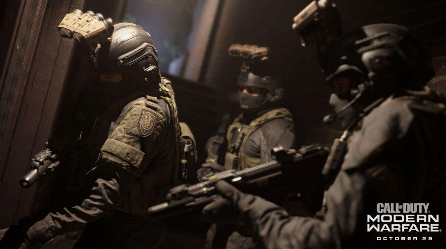 Call of Duty: Modern Warfare está em pré-venda na PSN com três edições