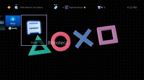 Sony oferece tema dinâmico inspirado no bundle PlayStation Hits