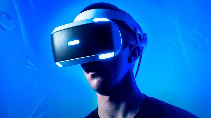 Patente revela detalhes do novo PlayStation VR