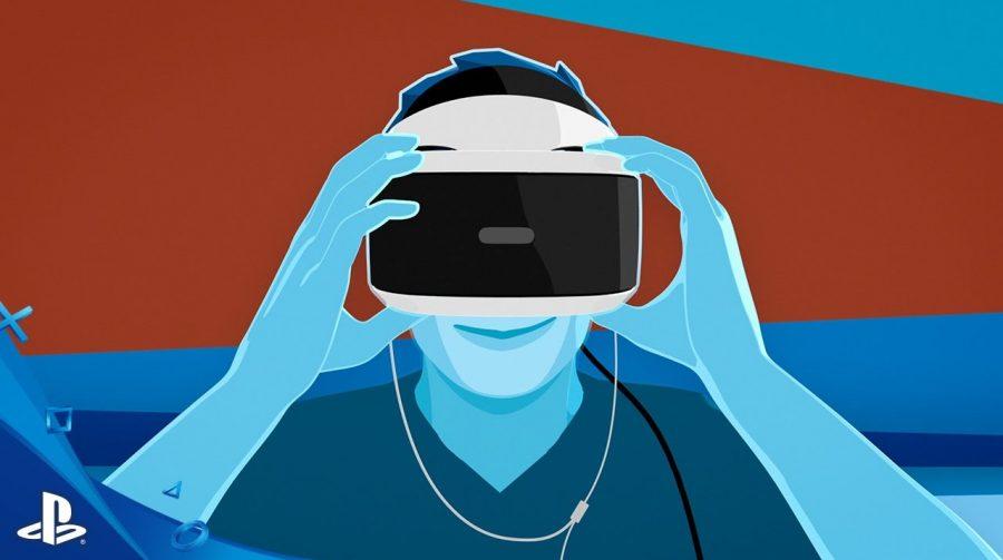 Novo modelo do PlayStation VR não chegará junto com PlayStation 5