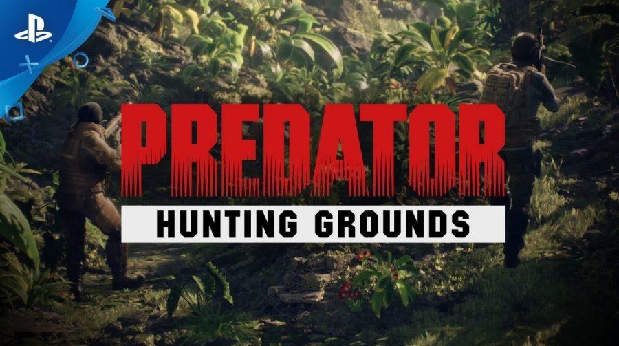 Testamos na BGS 2019: Predator Hunting Grounds parece promissor