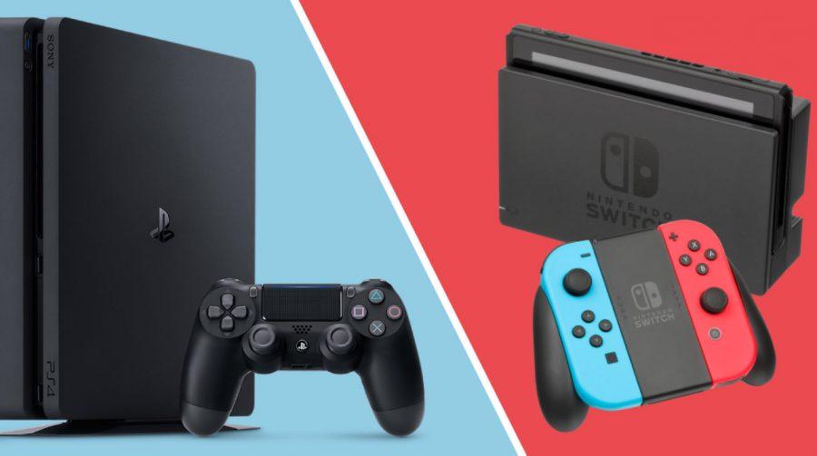 PlayStation 4 não é mais o líder da geração no Japão