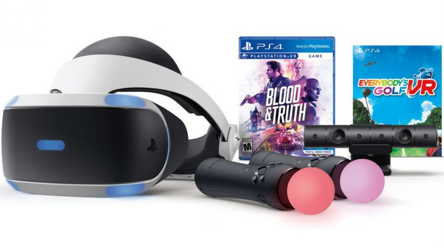 Sony anuncia novos bundles do PlayStation VR com games recém anunciados