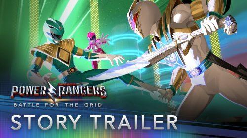 Power Rangers: Battle for the Grid ganha Modo História gratuitamente; veja