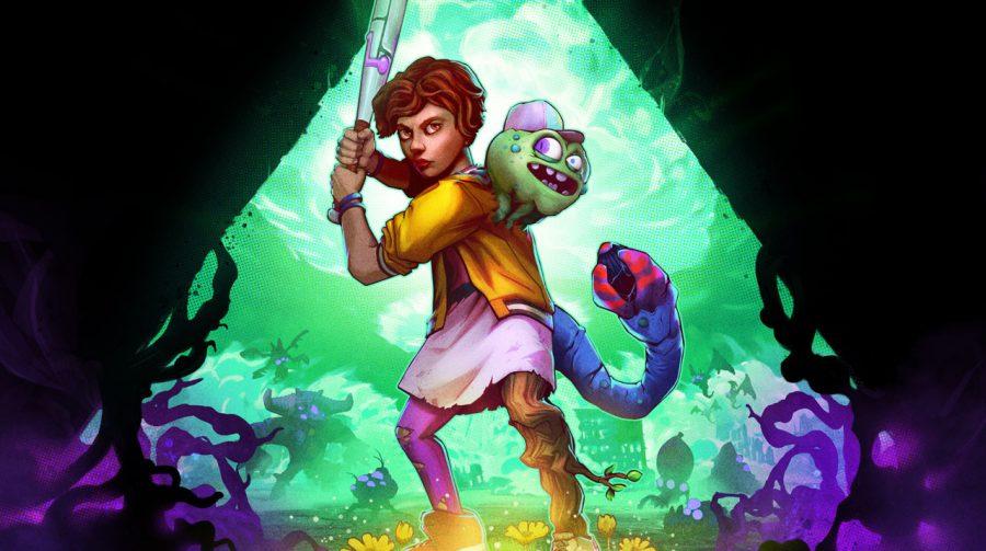 Bandai anuncia: RAD, roguelike pós-apocalíptico, chega em 20 de agosto ao PS4