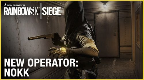 Rainbow Six Siege: nova operadora