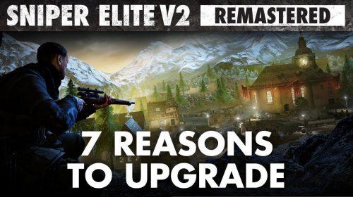 Sniper Elite V2 Remastered: novo trailer mostra razões para se jogar