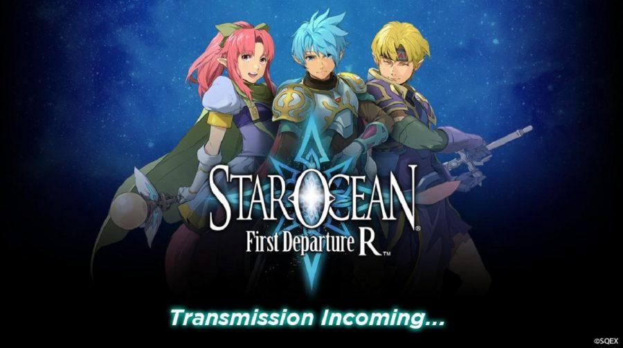 Square Enix anuncia Star Ocean First Departure R para PS4