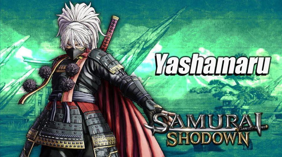 Trailer revela novo protagonista de Samurai Shodown: Yashamaru