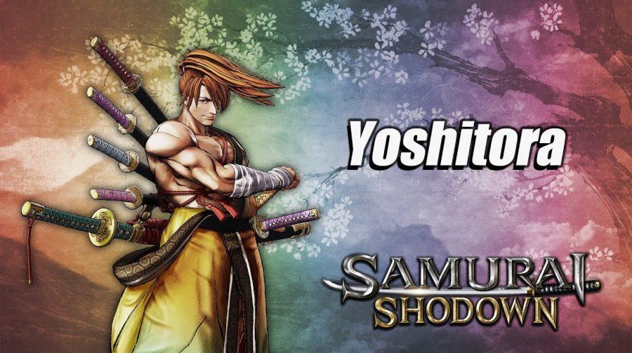 Samurai Shodown: novo trailer mostra Yoshitora Tokugawa