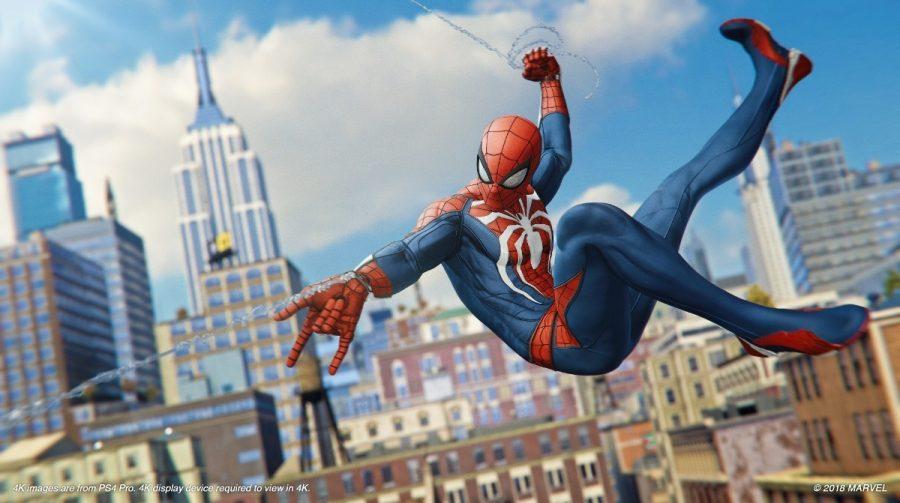 Vídeo off-screen mostra Spider-Man no PlayStation 5