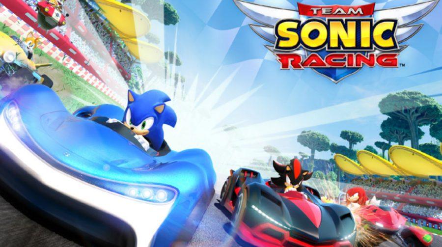Team Sonic Racing: trailer de lançamento marca chegada do game