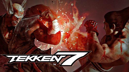 Tekken 7 recebe atualização com modo replay e balanceamento