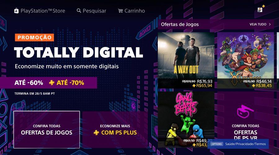 Sony lança promoção