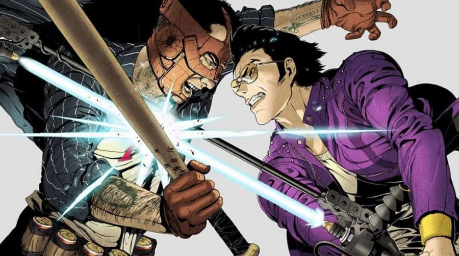 Travis Strikes Again: No More Heroes vai chegar ao PlayStation 4