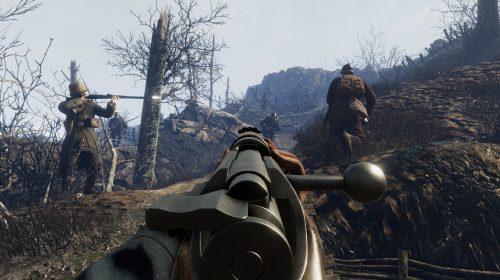 Tannenberg, FPS da Primeira Guerra Mundial, chega em 2019 ao PS4