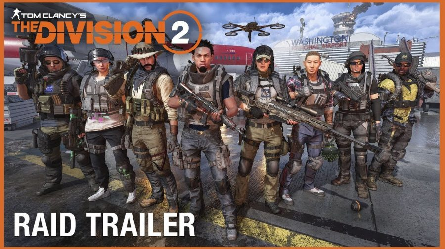 Primeira Raid de The Division 2 chega na próxima quinta-feira; veja o trailer