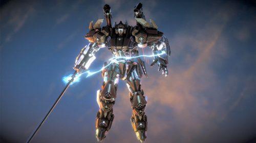 War Tech Fighters, jogo de robôs gigantes, chega em 27 de junho