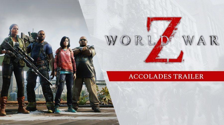 World War Z: jogo surpreende em vendas e ganha trailer de aclamação