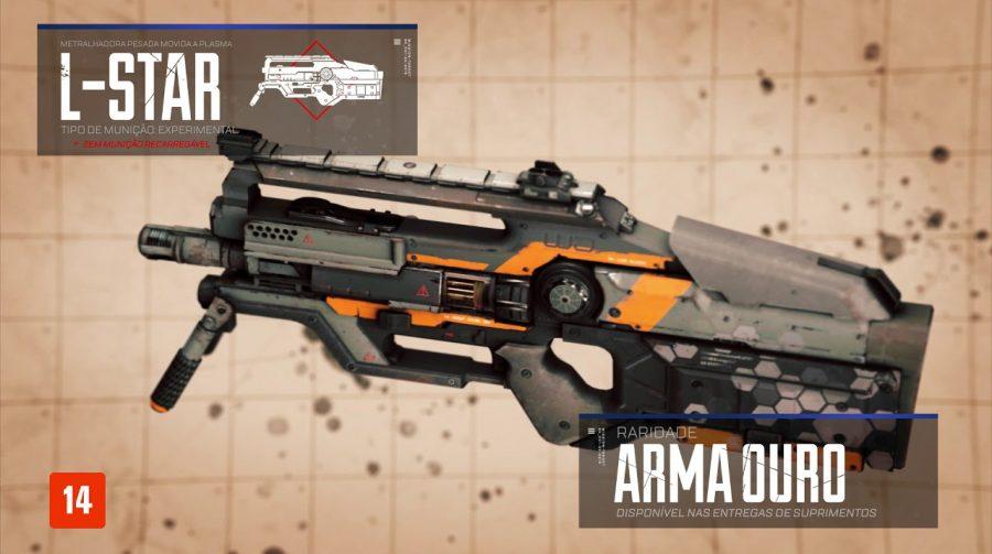 Apex Legends: produtores destacam novidades de nova arma e mais!