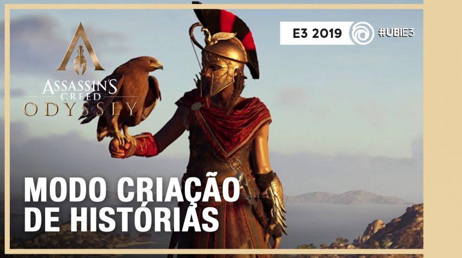 Assassin's Creed Odyssey recebe modo