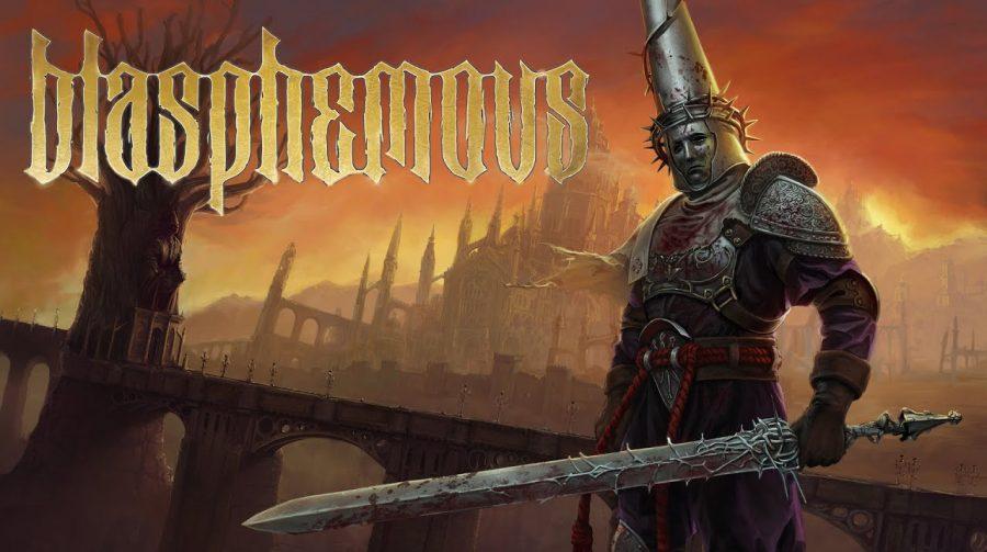 Blasphemous, mescla de Dead Cells com Dark Souls, é anunciado para PS4