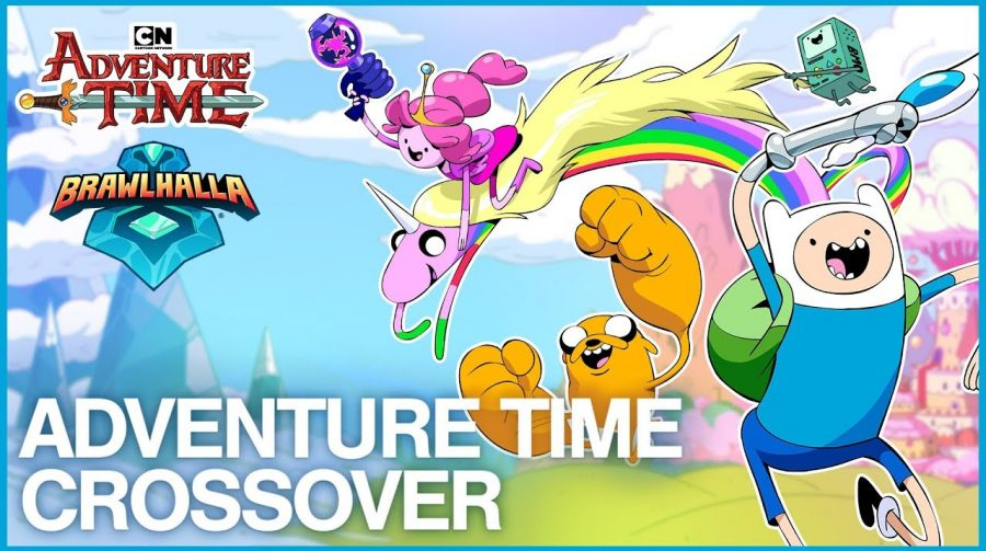 Brawlhalla, free-to-play da Ubisoft, terá crossover com Hora de Aventura