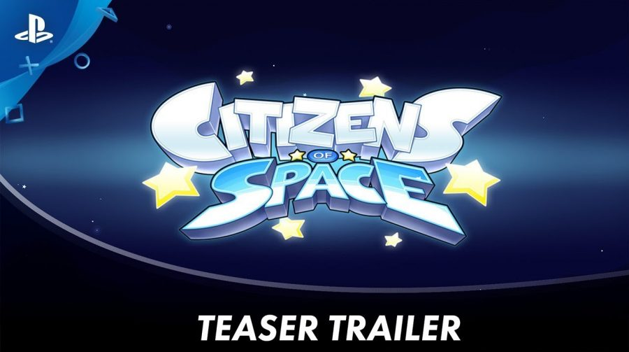 SEGA anuncia Citizens of Space; Jogo chega em junho ao PS4