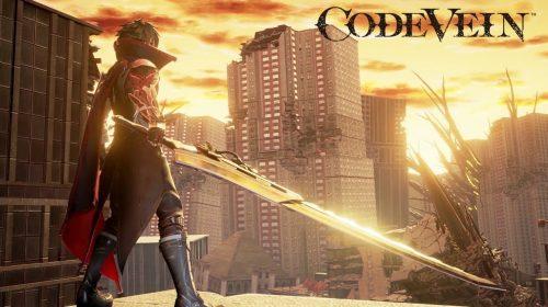 Novo trailer de Code Vein mostra combates viscerais e ágeis; assista
