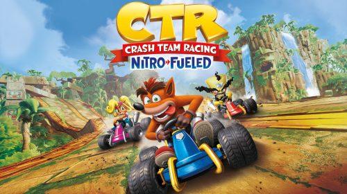 [Análise] Crash Team Racing Nitro-Fueled: Vale a Pena?