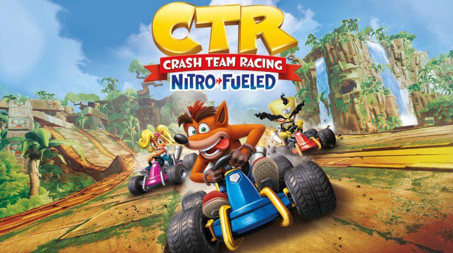 Crash Team Racing Nitro-Fueled: vale a pena?