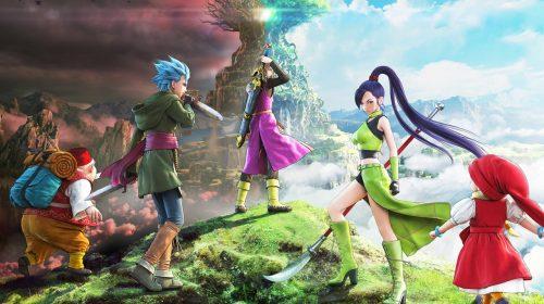 Próximo Dragon Quest será lançado para PlayStation 5, afirma dev